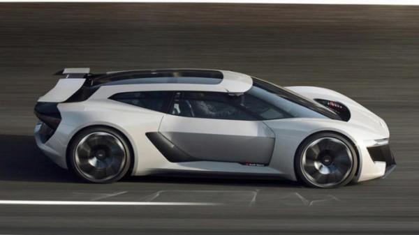 Audi A9 E-tron, 2024 год