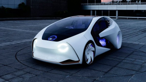 Toyota, технология вращения колес