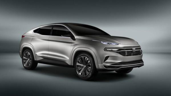 Fiat, кроссовер, 2021 г