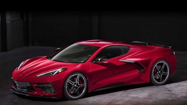 Chevrolet Corvette, новый