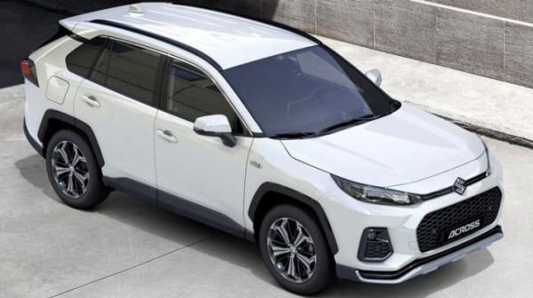 Suzuki Across, новый