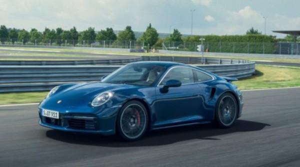 Porsche 911 Turbo, новый