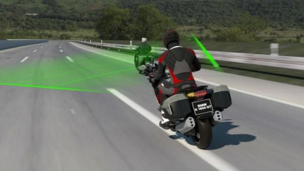 BMW, мотоцикл, круиз-контроль