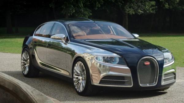 Bugatti, бюджетный гиперкар