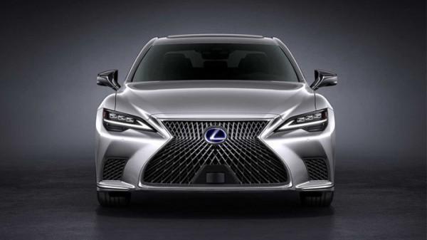 Lexus LS, новый