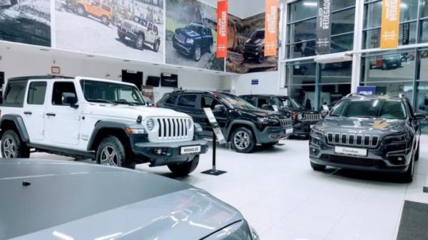 Jeep, внедорожники