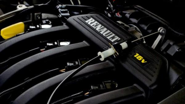 Renault, 1,6-литровый K4M