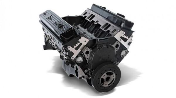 двигатель V8, GM