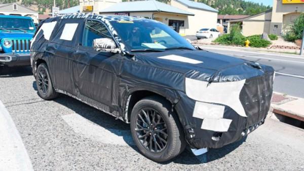 Jeep Grand Cherokee, новый