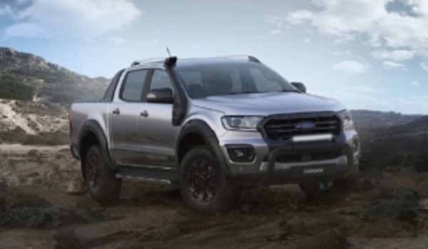 Ford Ranger, Wildtrak X