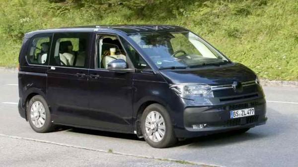 Volkswagen T7, новый минивэн
