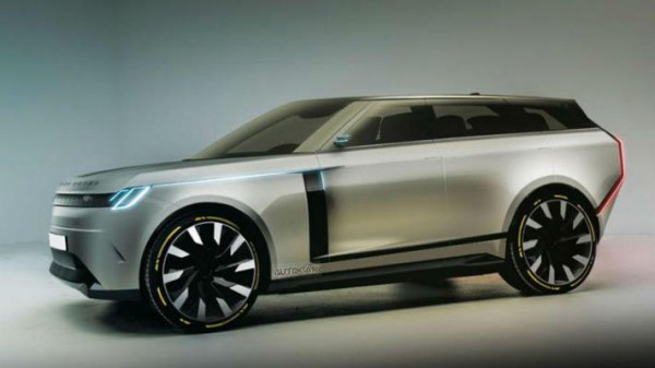 Jaguar Land Rover, водородомобиль