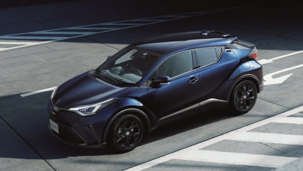 Toyota C-HR G Mode-Nero Safety Plus