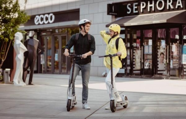 KickScooter, электросамокаты