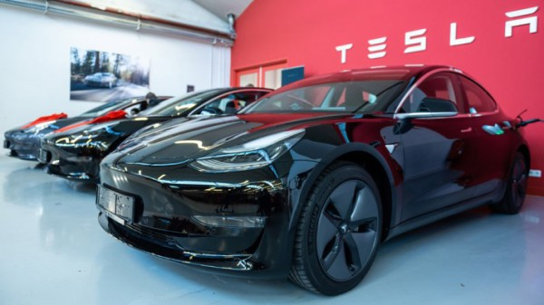 Tesla, электрокары