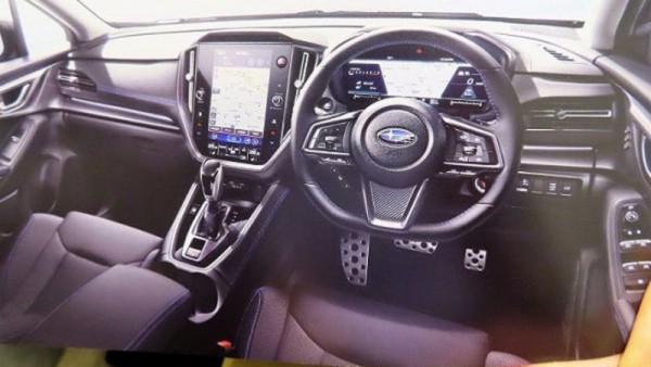Subaru Levorg, новый, интерьер