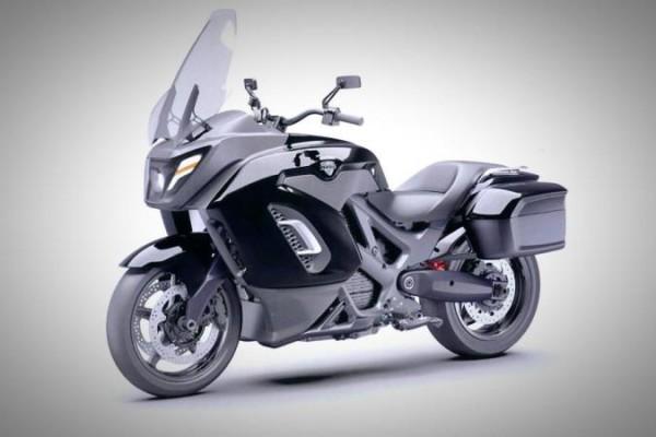 Aurus, электрический мотоцикл