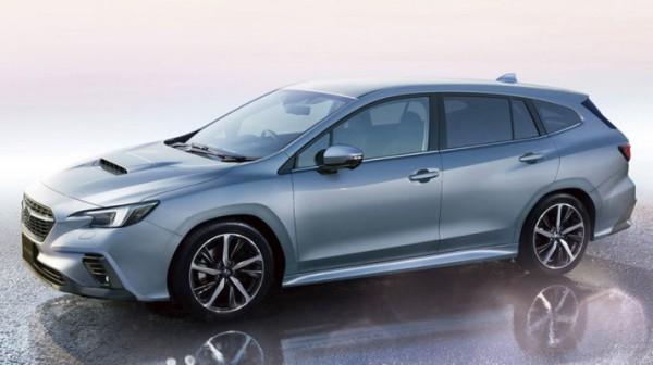 Subaru Levorg, новый