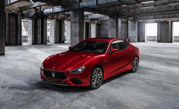 Maserati Trofeo Ghibli
