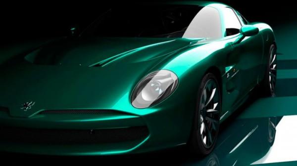 IsoRivolta GTZ от Zagato