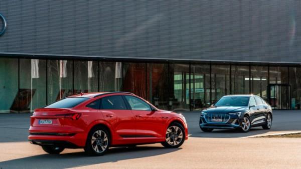 Audi e-Tron и e-Tron Sportback