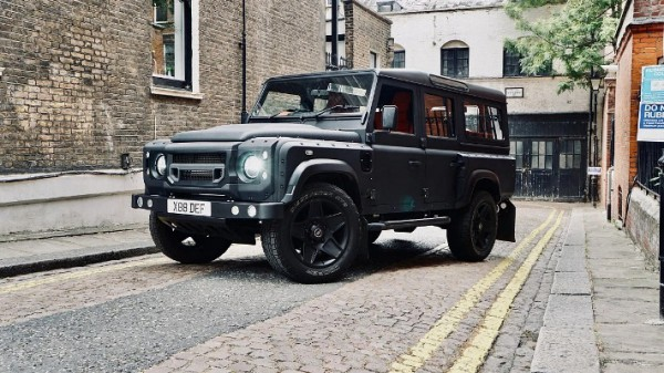 Land Rover Defender, тюнинг