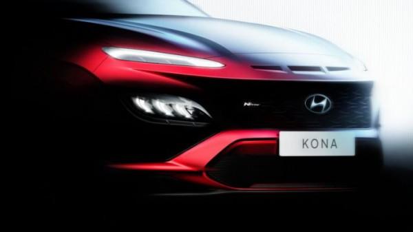 Hyundai Kona, N Line-версия