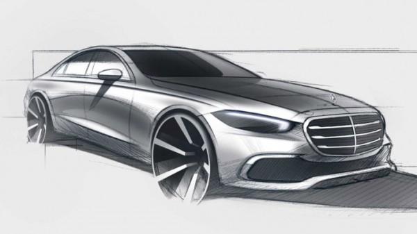 Mercedes-Benz S-Class, новый