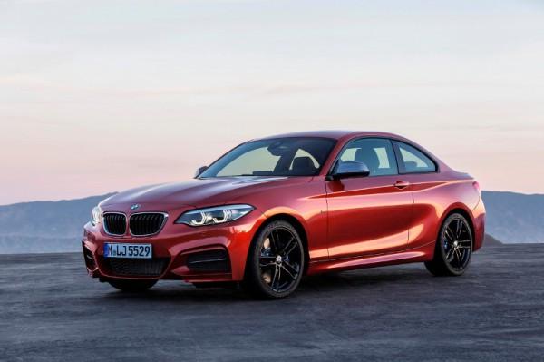 BMW 2 Series купе