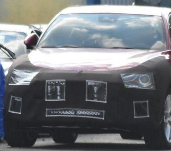 Maserati Levantina, бюджетный, тест