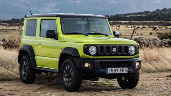 Suzuki Jimny, новое поколение