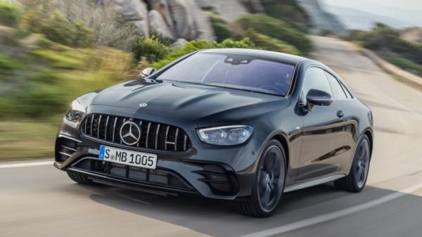 Mercedes-Benz E-Class, купе