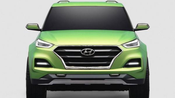 Hyundai, пикап большой