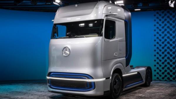 Mercedes-Benz GenH2, грузовик