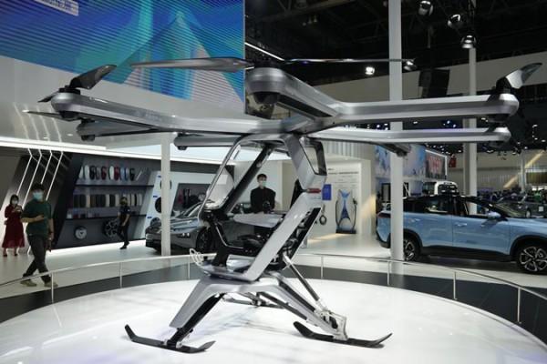 Kiwigogo, летающий автомобиль