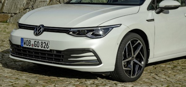 Volkswagen Golf VIII, шины Bridgestone