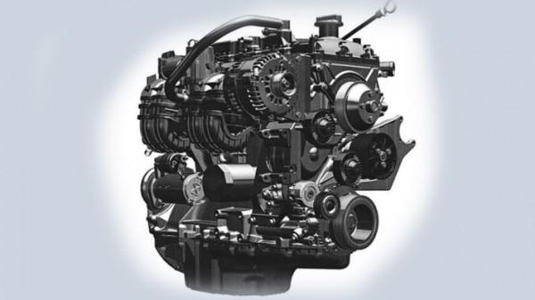 ЗМЗ-409, двигатель бензиновый