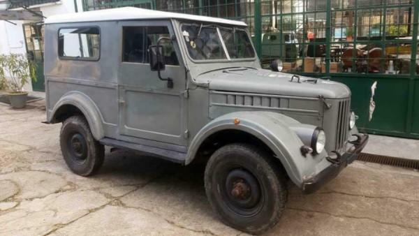 ГАЗ-69, раритет