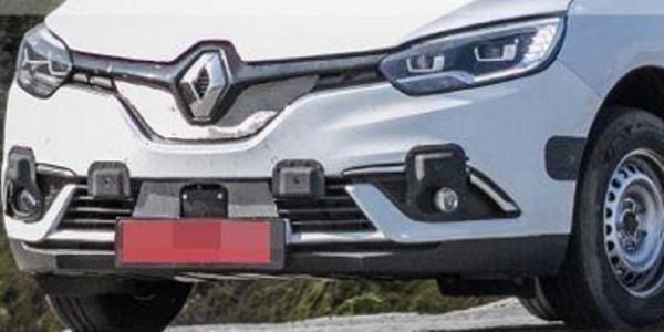 Renault, бюджетный 7-местный кроссовер