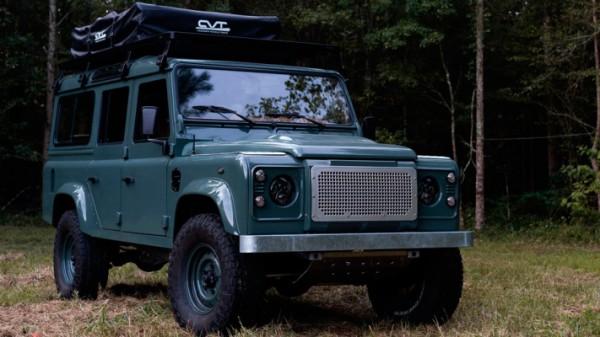 Land Rover Defender by Osprey Custom Cars