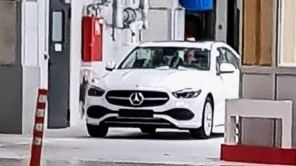 Mercedes-Benz C-Class, универсал