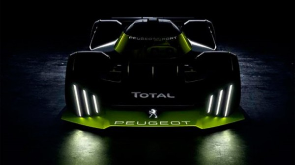 Peugeot, гиперкар