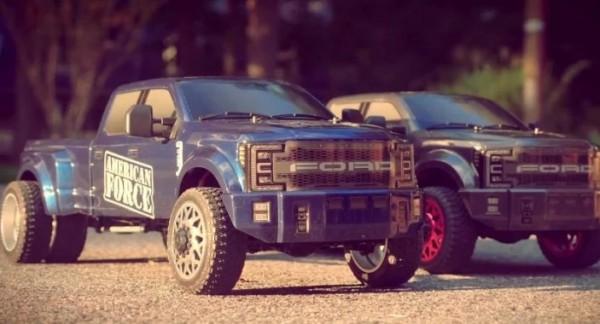 Ford F-450, копия
