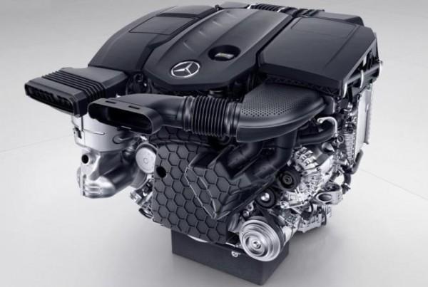 Mercedes-Benz OM 654, 2,0-литровый дизель