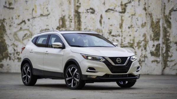 Nissan Qashqai, обновленный