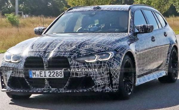 BMW M3, универсал