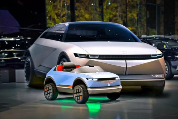 Hyundai, электромобиль, самый маленький