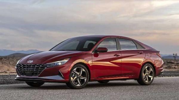Hyundai Elantra новая
