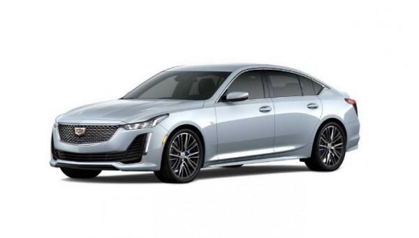 Cadillac CT5 Sport 2021 года