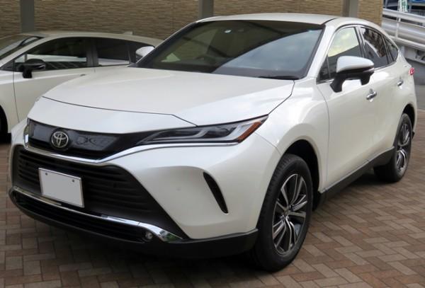 Toyota Venza, новая версия